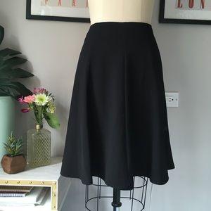Cece • Crepe A-Line Skirt